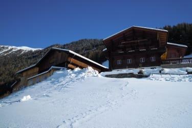 Wachtlerhof im Winter