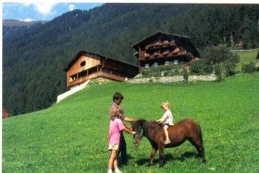 Pony reiten auf dem Wachtlerhof
