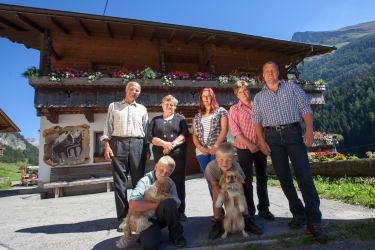 Familie Steiner.... herzlich Willkommen