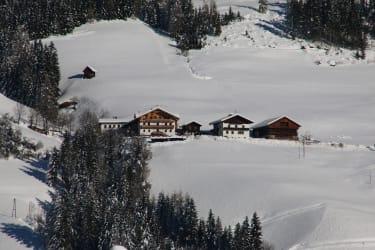 Oberrieserhof im Winter