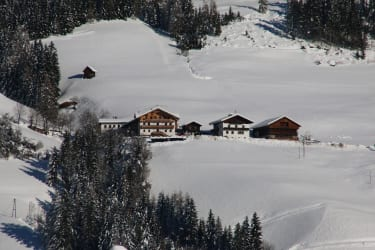 Oberrieserhof im Winter