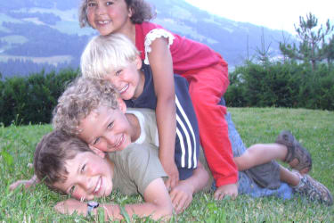 Der Hattlerhof - ein Paradies für Kinder