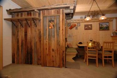 Spielhütte in der Rimmlstube