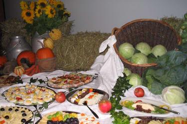 Bauernbuffet