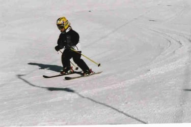 Schifahrerin