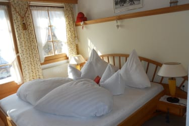 A room in Lechtalblick, radiating a sense of well-being.