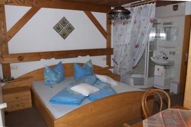 Fewo Schlafzimmer  Klimmspitze