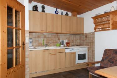 »Kanzbergblick« Küche