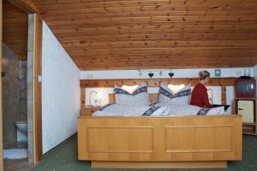 Ferienwohnung »Schwalbennest« Schlafzimmer 2