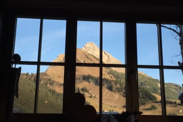 Schwitzkästle Alpenglühn
