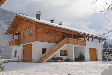 Ferienwohnung Blockhaus
