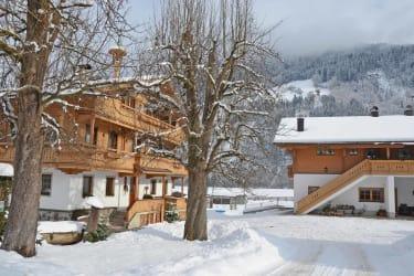 Martlerhof im Winter