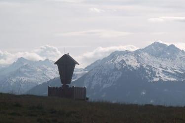 Kreuz in den Bergen
