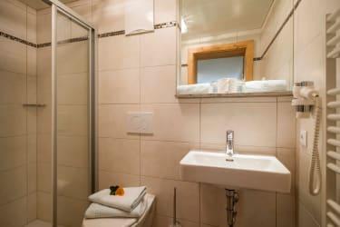 Dusche WC Haarfön