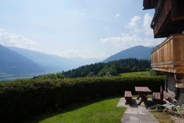 Alpenblick AUssicht