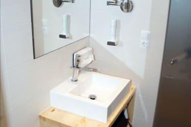 Badezimmer Baumhaus