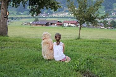 Anna mit Jessy