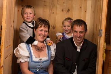 Familie Kammerlander