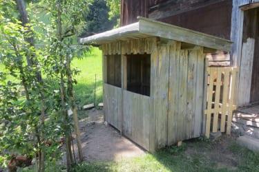 Spielhütte