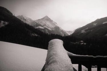 Hausberg Winter