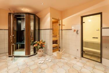 Infrarotkabine,Finnische Sauna,Dampfsauna