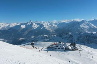 Skigebiet Mayrhofen/Penken