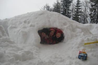 Schnee juchhee!