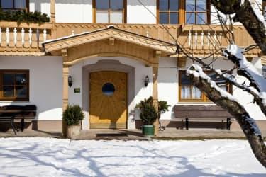 Eingang Larchergut