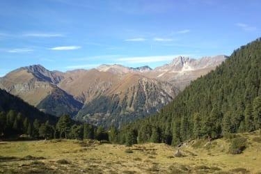 Tuxer Bergwelt