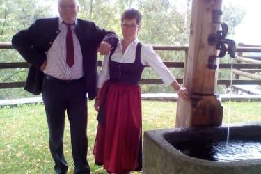 Ursula und Martin Wechselberger