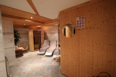 Sauna- Infrarotkabine