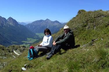 Wanderung Pfitscherjoch Schlegeis