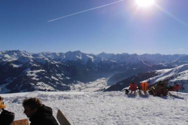 Kristallhütte Wedelhütte Zell in Zillertal, Tyrol