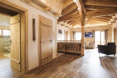 Wohnraum Suite Zillertal Alm