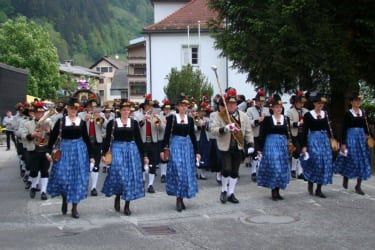 Musikkapelle Zell am Ziller