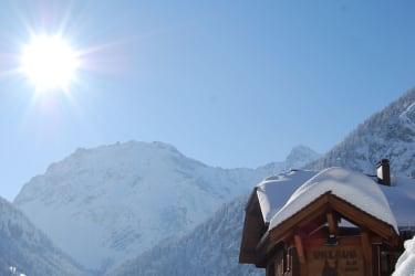 Alpenroseschild