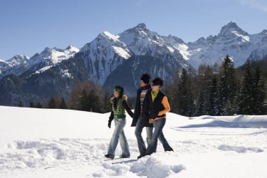 Winternwandern im Brandnertal