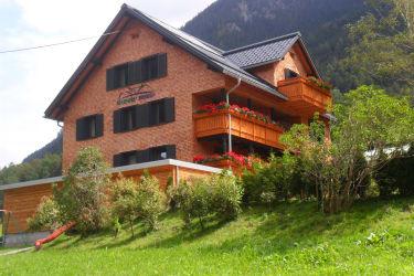 Ferienhof Brügga im Sommer