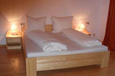 Doppelschlafzimmer Fewo 2