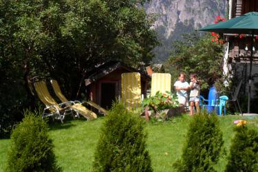 Urlaub am Bauernhof, Liegestühle
