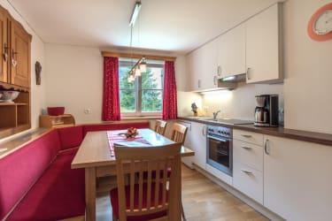 Wohnküche Fewo Roggelskopf