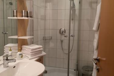 Badezimmer Bergerhof