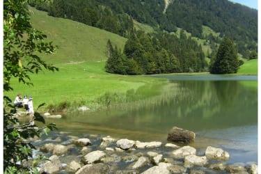 Enspannen am Lecknersee