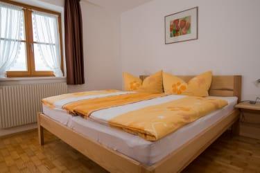 Doppelbettzimmer Erdgeschoß