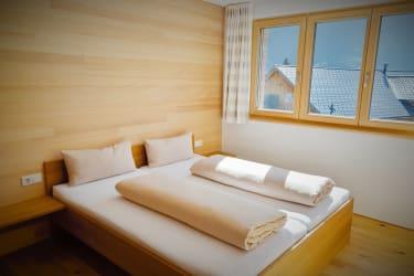 Fewo 1 - Zimmer 1 - Doppelbett