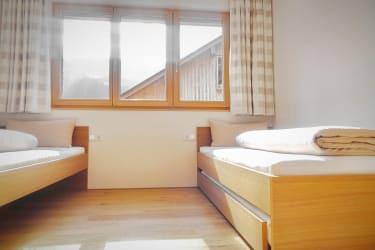 FeWo 1 - Zimmer 2 - 2-3 Einzelbetten