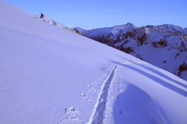 Mitten im Wintereldorado Bezau