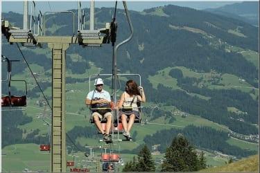 Bergbahnen Gerach-Niedere
