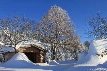 Märchenhafter Winter