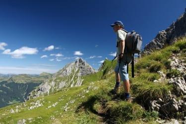Bergwanderungen